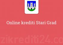 Online krediti Stari Grad