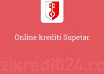 Online krediti Supetar