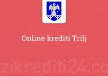 Online krediti Trilj