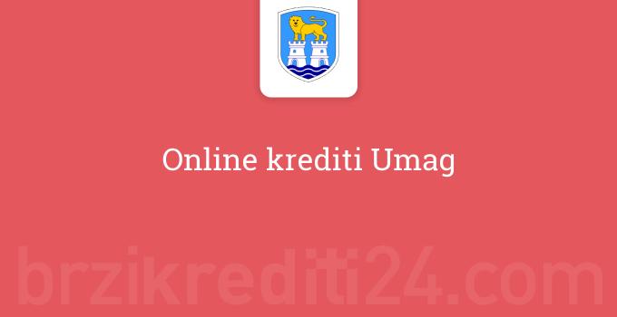 Online krediti Umag