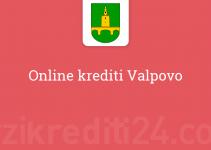 Online krediti Valpovo