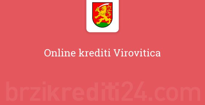 Online krediti Virovitica