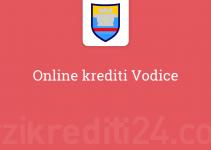 Online krediti Vodice