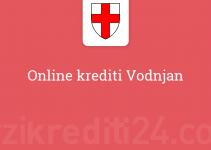 Online krediti Vodnjan