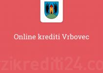 Online krediti Vrbovec
