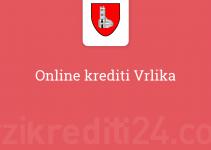 Online krediti Vrlika