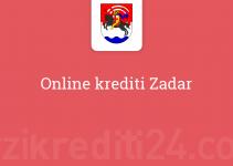 Online krediti Zadar