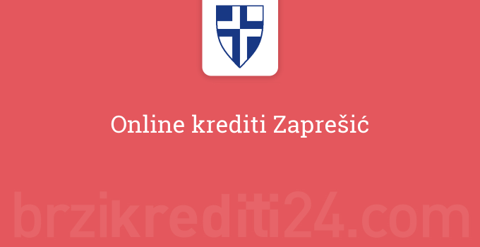Online krediti Zaprešić