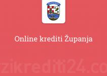 Online krediti Županja