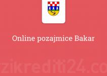 Online pozajmice Bakar