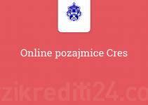 Online pozajmice Cres