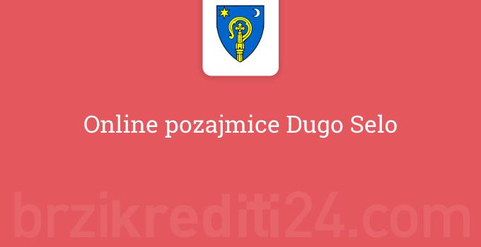 Online pozajmice Dugo Selo