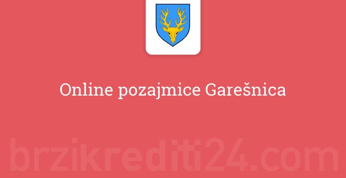 Online pozajmice Garešnica