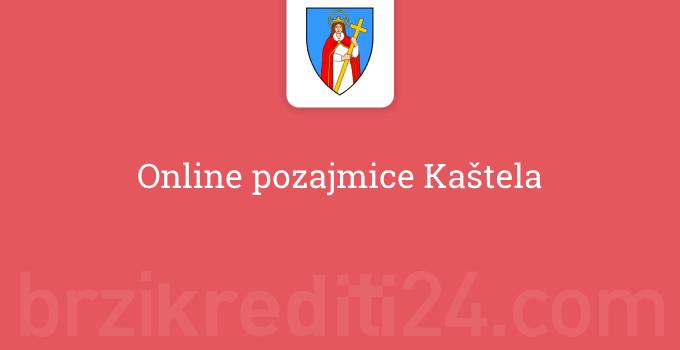 Online pozajmice Kaštela