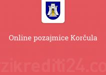 Online pozajmice Korčula
