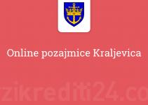 Online pozajmice Kraljevica