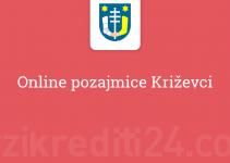 Online pozajmice Križevci