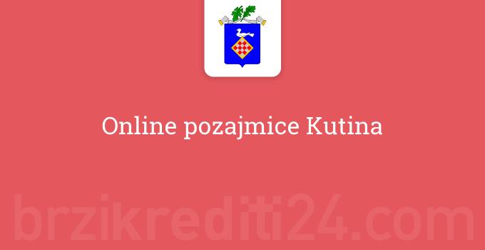 Online pozajmice Kutina