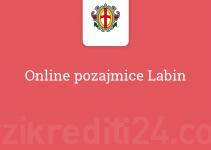 Online pozajmice Labin