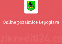 Online pozajmice Lepoglava