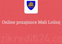 Online pozajmice Mali Lošinj