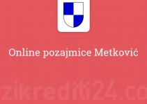 Online pozajmice Metković