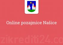 Online pozajmice Našice