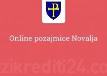 Online pozajmice Novalja