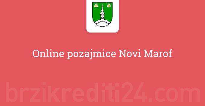 Online pozajmice Novi Marof