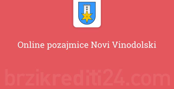 Online pozajmice Novi Vinodolski