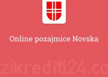 Online pozajmice Novska