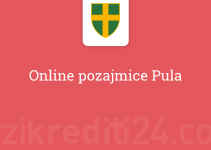 Online pozajmice Pula