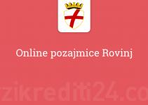 Online pozajmice Rovinj