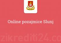 Online pozajmice Slunj