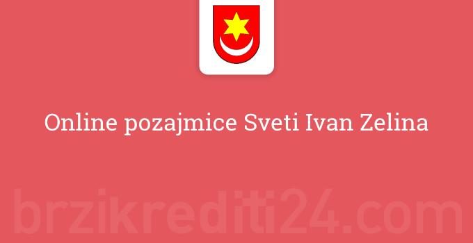 Online pozajmice Sveti Ivan Zelina