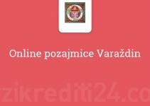 Online pozajmice Varaždin