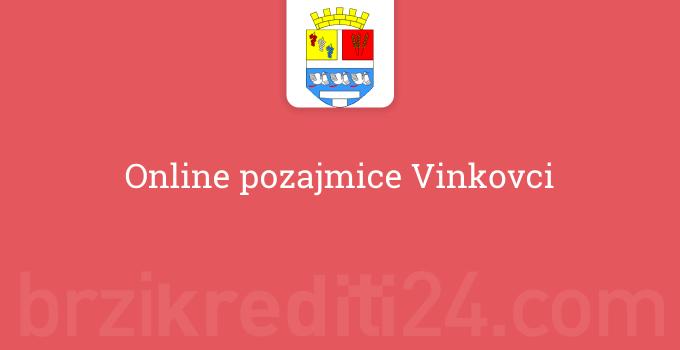 Online pozajmice Vinkovci