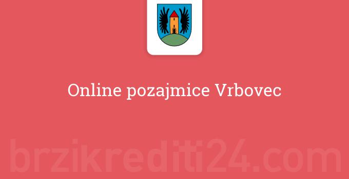 Online pozajmice Vrbovec