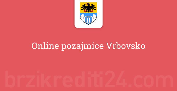 Online pozajmice Vrbovsko