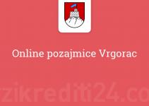 Online pozajmice Vrgorac