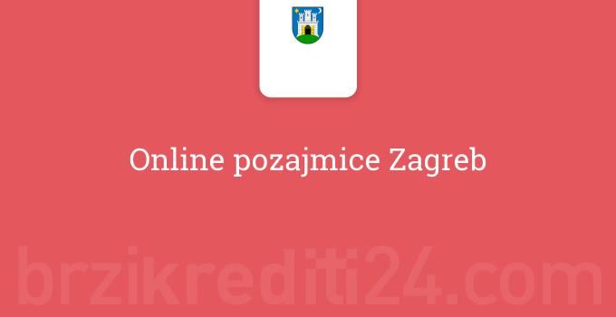 Online pozajmice Zagreb