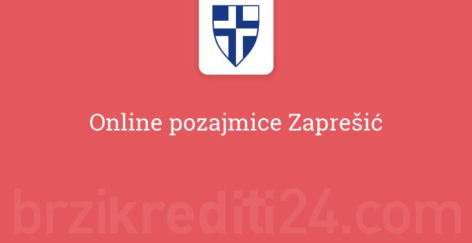 Online pozajmice Zaprešić