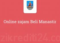 Online zajam Beli Manastir