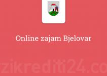 Online zajam Bjelovar