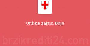 Online zajam Buje