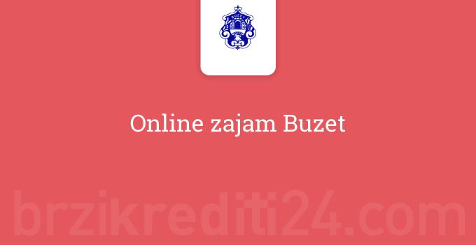 Online zajam Buzet