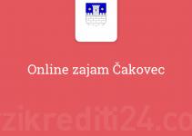 Online zajam Čakovec
