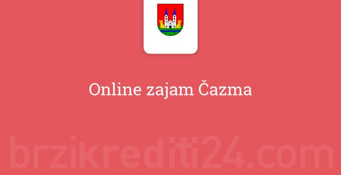 Online zajam Čazma