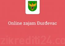 Online zajam Đurđevac