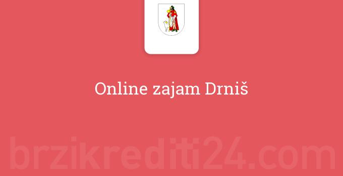 Online zajam Drniš